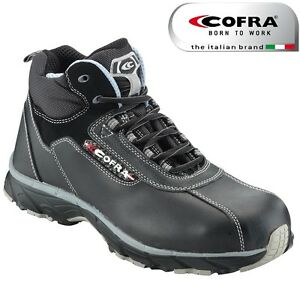 MENS Cofra TERMINATOR WATERPOOF LEATHER