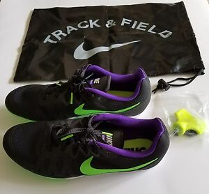 a39074155e4a New NIKE ZOOM RIVAL M Multi Use TRACK FIELD Running SPIKES SHOES ...