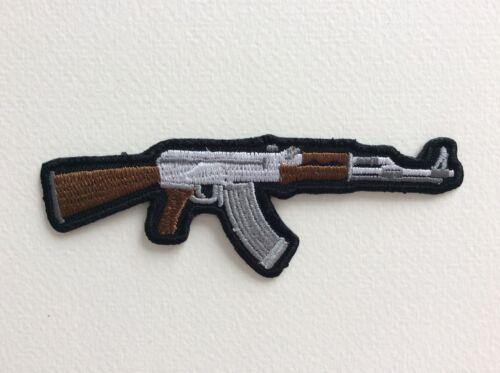 NEUF D010 //// ECUSSON PATCH AUFNAHER TOPPA AK 47 10*3 CM