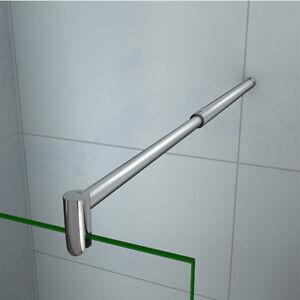 Walk In Shower Enclosure Screen Flipper 8mm Nano Glass