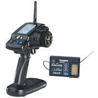 Futaba 4PLS 4-Channel 2.4GHz S-FHSS Telemetry Radio w R304SB Receiver FUTK1410 Toys