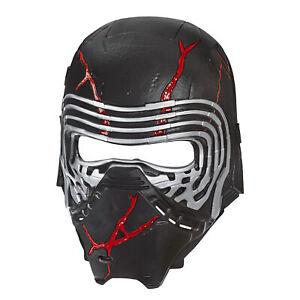 Star Wars: The Rise of Skywalker Supreme Leader Kylo Ren Force Rage Mask