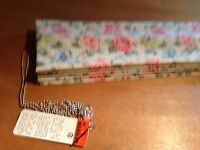Cath Kidston Rainbow Rose/ Duck Roman Blind Madeto Measure/ Hand Sewn