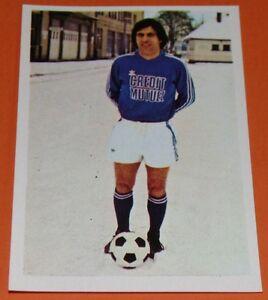 KOHLER RPSM AGEDUCATIFS PANINI FOOTBALL 1970-1971 R.P 277 P STRASBOURG MEINAU