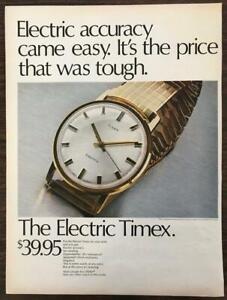 ORIGINAL-1968-Timex-Electric-Wristwatch-PRINT-AD