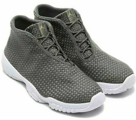 Size 10.5 - Jordan Future Iron Green