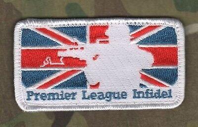 Premier League Infidel KANDAHAR WHACKER© BRITISH SPECIAL AIR SERVICES SAS SSI