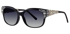 8aa9ca8459ea New Caviar 6858 C35 Champagne Series Black Silver Sunglasses Frames ...