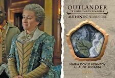 Outlander Trading Cards Season 4: Oversized Wardrobe Card OS-M25