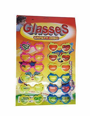 12pcs Kids Per Bambini Pieghevole Occhiali Da Sole In Display 4 Diversi Colori All' Ingrosso-mostra Il Titolo Originale Una Grande Varietà Di Merci