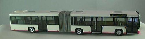 Solaris Gelenkzug 18 G  KVG Hameln Ziel 5