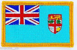 Patch Ecusson Brode Drapeau Fidji Fiji Insigne Thermocollant Neuf Flag Patche J5mxn7yb-08010855-391133248