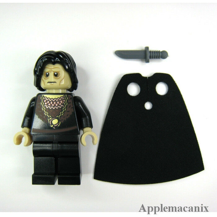 NEW LEGO 10237 The Tower Of Orthanc LOTR Lord Rings GRIMA WORMTONGUE Minifigure