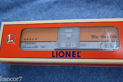 1987 Lionel 6-52118 Denver & Rio Grande Western Box Car L2705