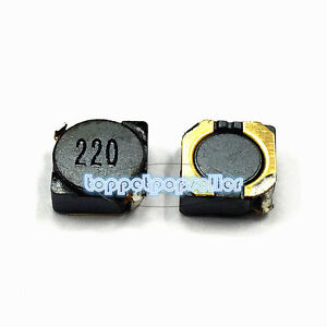 Details about 10Pcs 5D28 22UH 6*6*3 SMD Inductor Chip Inductors