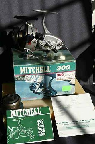 Mitchell 300 Century 50th Anniversary Limited Edition Nuevo