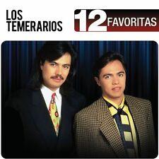 Los Temerarios, Temerarios - 12 Favoritas [New CD]