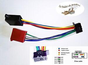 Cable-adaptateur-faisceau-ISO-16-pin-pour-autoradio-PIONEER-Nouveau