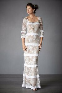 Image Is Loading Bhldn Tracy Reese Esprit De Corps Wedding Gown