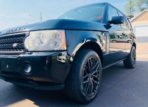2006 Supercharged Range Rover