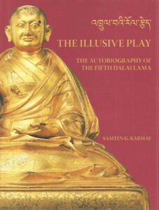 Illusive-Play-The-Autobiography-of-the-Fifth-Dalai-Lama-Hardcover-by-Karma
