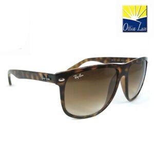 Dettagli su RAY BAN 4147 71051 Sunglasses Sole Sonnenbrille 71051 Degragante Havana