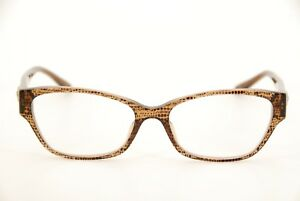 d8d0a733dff4 Image is loading New-Authentic-Versace-Mod-3172-991-Brown-Black-