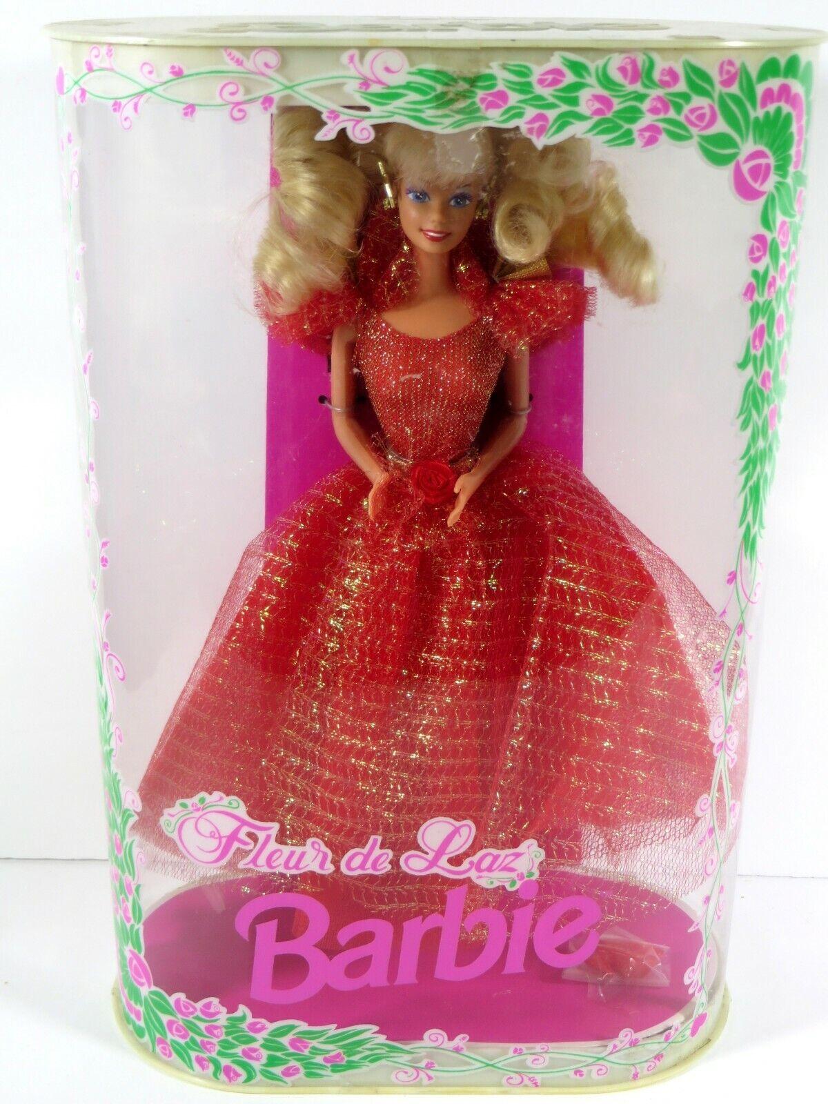 Nuevo en Caja Muñeca Barbie 1994 Filipinas Fleur De Laz mercado extranjero