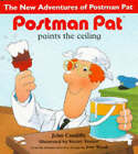 Postman Pat Paints the Ceiling by John Cunliffe (Paperback, 1997)