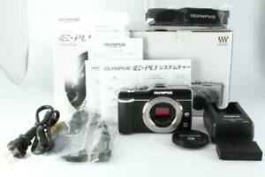 【Shutter count:886 】 Olympus PEN E-PL1 12.3MP Mirrorless Camera 【 Mint in BOX 】