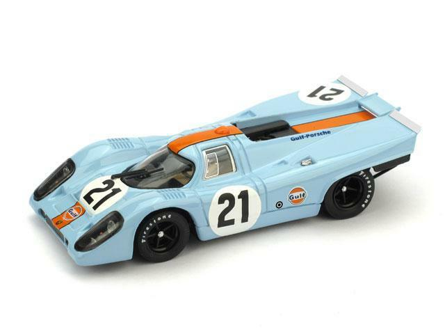 Norev 1970 Porsche 917 K Gulf 24h Le Mans Rodriguez Kinnunen 1000 1 18New