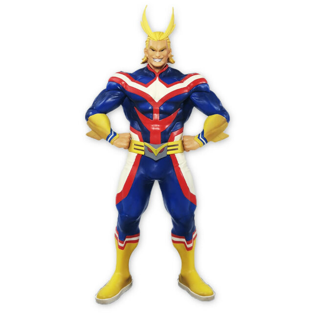 "Banpresto BOKU NO HERO MY HERO ACADEMIA AGE OF HEROES ALL MIGHT 7.8"" FIGUR JAPAN"
