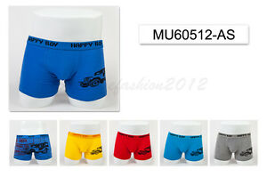 5pc Size 3 2-4 years Comfort Cotton Boys Boxer Briefs Jeep Kids Underwear