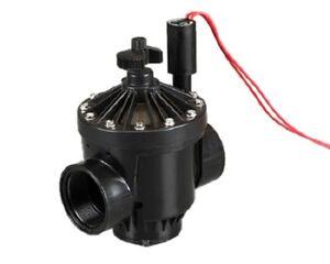 NEW-Solenoid-Valve-Hunter-Globe-Jar-Top-Flow-Control-1-034-25-mm-BSP-24VAC