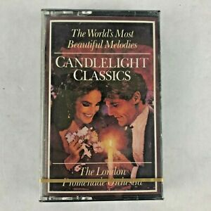 CANDLELIGHT CLASSICS Music Cassette The London Promenade Orchestra 1992 New
