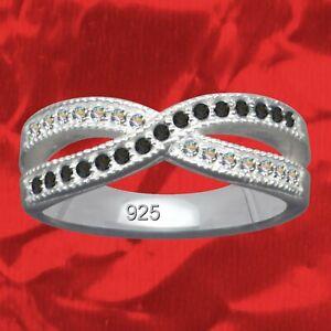 Anillo-infinito-real-925-Sterling-plata-pedreria-circonita-cristales