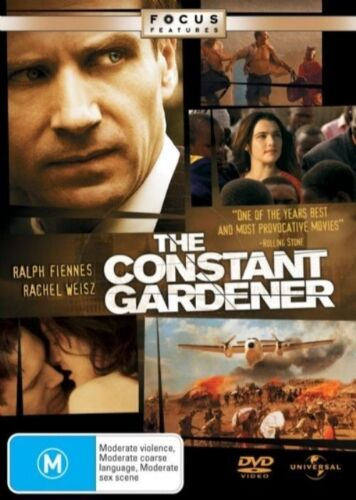 1 of 1 - The Constant Gardener (DVD, 2006) R4 PAL NEW FREE POST