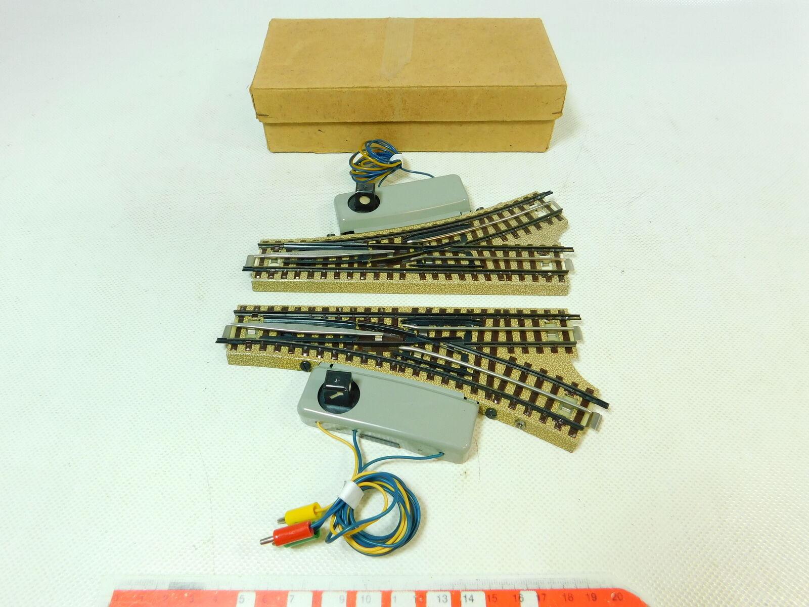 BU183-0,5 x Märklin H0  00  Ac Morbido M PISTA (F) . 3600 800 Testato Molto