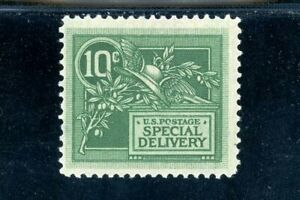 USAstamps-Unused-FVF-US-1908-Special-Delivery-Scott-E7-OG-MHR