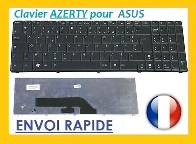 Russian Fit Asus K50 K51 K60 K50AB K50AD K50AF K50IN K50IJ K50IL K50IP Keyboard