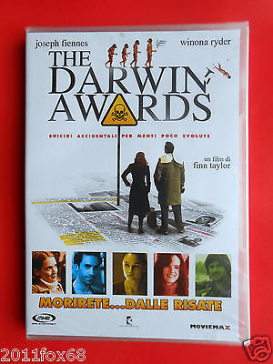 dvds winona ryder joseph fiennes the darwin awards finn taylor film commedie gq