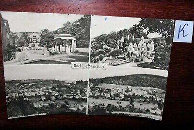 Fein Postkarte Ansichtskarte Thüringen Bad Liebenstein In Verschiedenen AusfüHrungen Und Spezifikationen FüR Ihre Auswahl ErhäLtlich