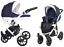 Stroller-Kunert-Mila-2in1-Carrycot-Troley-Pram-Sport-seat thumbnail 37