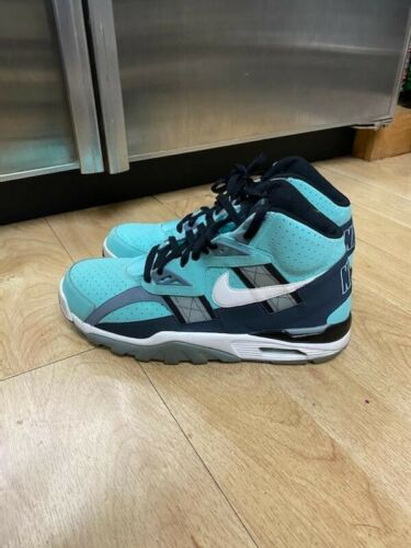 2014 Nike Air Bo Jackson SC High Trainer Turquoise