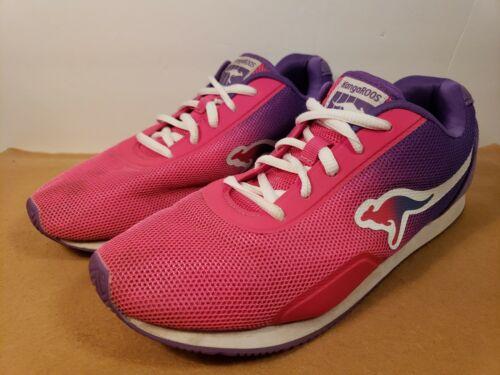 Kangaroos womans Shoes Sneakers pink purple white