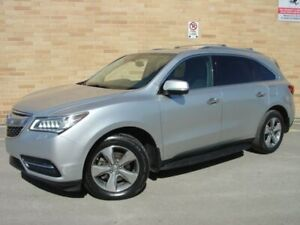 2014 Acura MDX AWD. 7 Passenger! WOW! Only 96000 Km! Loaded!
