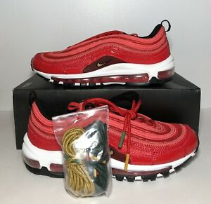 Details about Nike Air Max 97 CR7 Portugal Red Patchwork Cristiano Ronaldo Men's 7 Women's 8.5