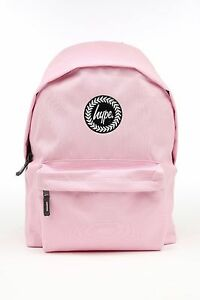 Image is loading Hype-Backpack-Bag-School-Bag-Rucksack-Various-Colours- c342cd8838ab5