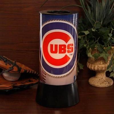 Trikot Hut Noch Nicht VulgäR Herzhaft Too Cool Neu Lizenziert Chicago Cubs Rotierende Lampe Man Raum