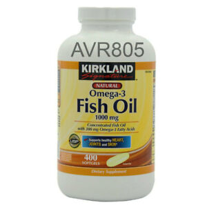 Kirkland-Signature-Natural-Fish-Oil-Concentrate-with-Omega-3-1000mg-400-softgels